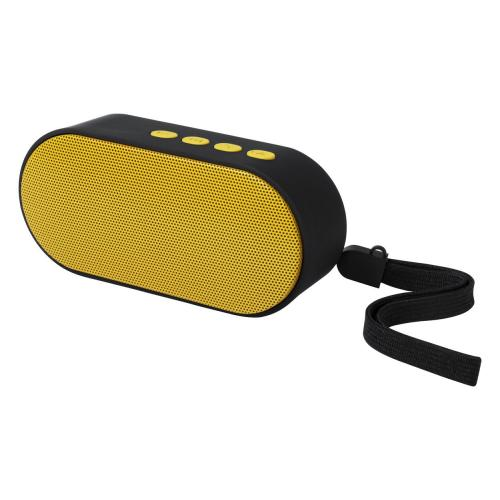 Enceinte Bluetooth coloré -...